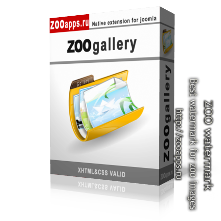 Элемент Gallery for Zoo